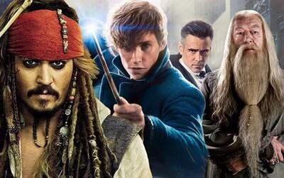 Fantastická zvířata 2 nabídnou souboj Dumbledora a Grindelwalda, kterého si zahraje Johnny Depp. Jak se příběh spojí s Harry Potterem?