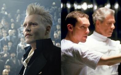 Fantastické zvery 3 budú väčšie než prvé dva diely dokopy a režisér Bohemian Rhapsody zrejme končí v Hollywoode