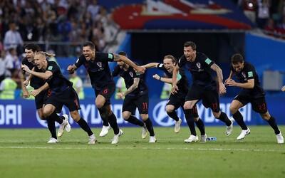 Fantastickí Chorváti postupujú do finále MS! Futbal sa domov do Anglicka tentokrát nevráti