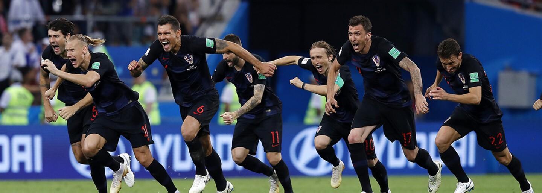 Fantastičtí Chorvati postupují do finále MS! Fotbal se domů do Anglie tentokrát nevrátí