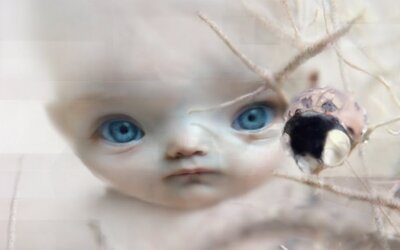 Fantasticky tajomné maľby Chrisa Berensa