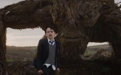 Fantasy dráma A Monster Calls prichádza s ďalším zimomriavkovým trailerom a konečne odhaľuje Monštrum v celej jeho kráse