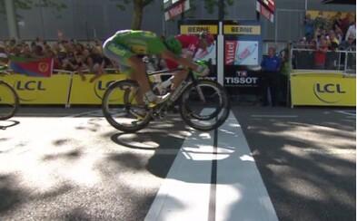 Fantázia, Peter Sagan vyhráva už tretiu etapu na tohtoročnej Tour de France!