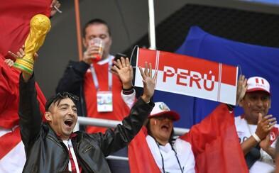 Fanoušek Peru přibral 25 kilo, aby si mohl koupit lístek pro hendikepované