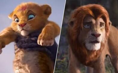 Fanúšik prerobil ukážky z Levieho kráľa, aby sa viac podobali na animovaný originál. Výsledok je úžasný