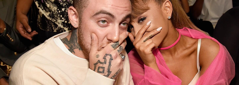 Fanoušci Mac Millera už hledají viníka. Ariana Grande musela zablokovat možnost přidávání komentářů na Instagramu