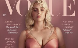 Fanoušci reagují na Billie Eilish na coveru Vogue. Nazývají ji pokrytcem