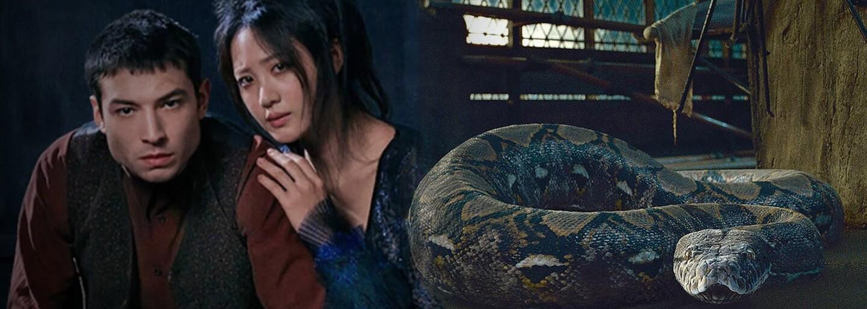 Fanoušci si stěžují, že do role Naginiho byla obsazena korejská herečka. Jak na to zareagovala J. K. Rowling?