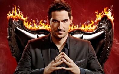 Fanúšikovia seriálu Lucifer jasajú. Zrušeného projektu sa chytil Netflix a doručí nám jeho 4. sériu