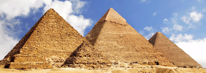 Faraóni egyptskej veľríše: Šialení tyrani, zradcovia národa, ale i veľkí myslitelia a revoluční stavitelia