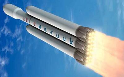 Fascinující video představuje start a přistání největší vesmírné rakety světa