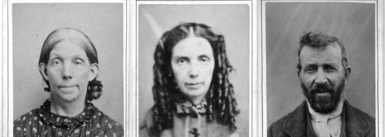 Fascinující fotografie psychiatrických pacientů z 19. století. Co zažívali v tehdejších léčebnách?