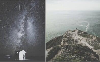 Fascinující fotografie se skvělou úpravou, které můžete dennodenně sledovat na Instagramu