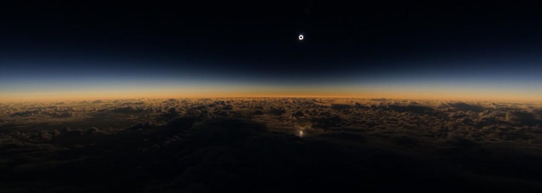Fascinujúce video zatmenia Slnka v Mikronézii z paluby lietadla očarí každého. Ani príbeh o jeho vzniku nie je nudný