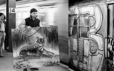 Fascinujúco rôznorodé fotografie newyorského metra z roku 1977. Doba sa zmenila, ale zvyky zostávajú