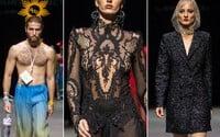 Fashion LIVE! deň druhý: Stará tržnica bola plná do posledného miesta