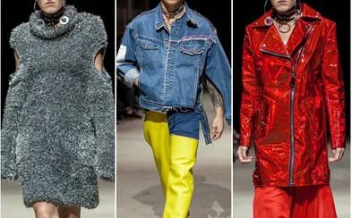 Fashion LIVE! deň tretí: Záver módneho maratónu priniesol tie najlepšie prehliadky