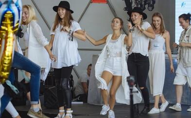 Fashion LIVE! prinieslo na Grape poriadnu dávku módy počas módnej show aFashion talku!