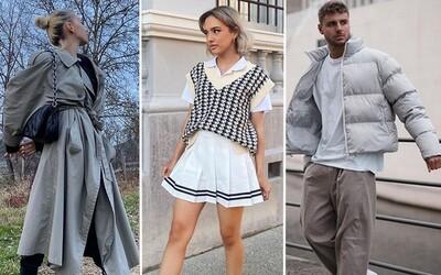 Fashion triky, ktoré musíš poznať. 8 tiktokerov, medzi ktorými je aj mladá slovenská krv