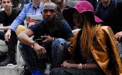 Fashion week v Aténách překvapil módním stylem svých návštěvníků