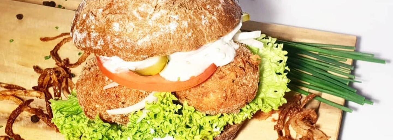 Fašírkový burger či wrap. Novinku bratislavského street foodu privítajú aj vegetariáni