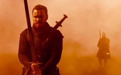 Fassbender a Cotillard excelujú v shakespearovskej tragédii plnej krvi, posadnutosti a strachu (Recenzia)