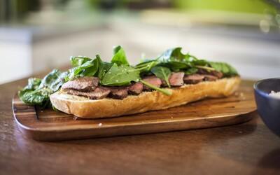 FAST GOOD: Příprava šťavnatého steaku nebo pečení domácího křupavého chleba nemusí být věda