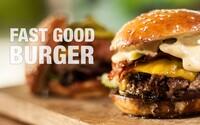 FAST GOOD: Připravit domácí šťavnatý burger za pár minut bude pro vás od nynějška hračka