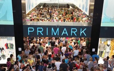 Fast-fashion reťazec Primark mieri na Slovensko! Svoju prvú predajňu otvorí v nákupnom centre Eurovea