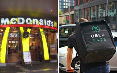 Fastfoodová síť McDonald's bude mít v Česku vlastní rozvoz. Chce otevřít i další provozovny