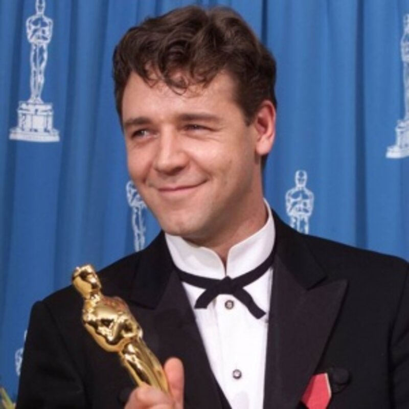 Za ktorý film dostal Oscara Russell Crowe, predstaviteľ Dr. Jekylla v najnovšej Múmii?