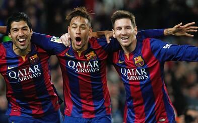 FC Barcelona kraľuje nielen Európe, ale aj Španielsku. Na pôde Atlética Madrid získala titul La ligy