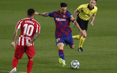 FC Barcelona môže prísť o Messiho. Hviezdny futbalista prerušil rokovania o novej zmluve