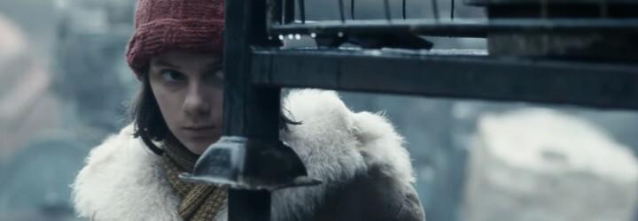HBO má náhradu za Game of Thrones. Velkolepé fantasy His Dark Materials má zvířecí démony i skvělé herce