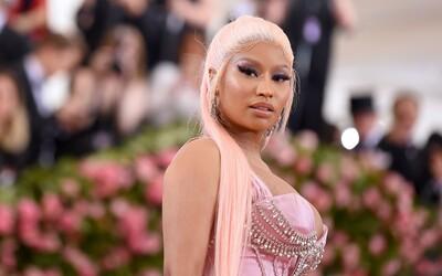 Bílý dům nabídl Nicki Minaj schůzku kvůli očkování. Šířila dezinformace o vakcinaci.