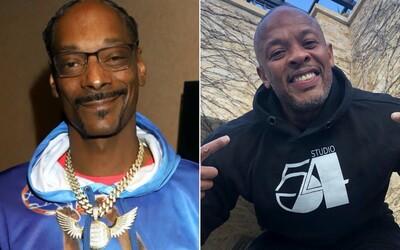 Dr. Dre pracuje na skvělé hudbě pro Grand Theft Auto, vzkazuje Snoop Dogg. Legenda vysvětluje i konflikt s Eminemem.