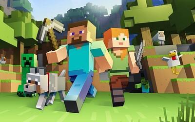 Minecraft je údajně nejúspěšnější hra historie. Prodalo se jí již více než 200 milionů kusů.