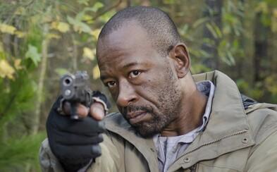 Fear the Walking Dead získava hereckú pomoc z hlavného seriálu. Zdvihne postava Morgana záujem o spin-off?