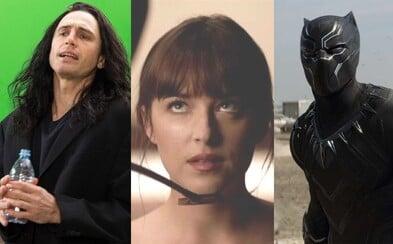 Február v kinách: Oscarové drámy, návrat Eastwooda, skvelé komédie, chválená komiksovka či sex v podaní 50 odtieňov slobody