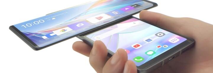 LG Wing je nejzajímavější smartphone dneška. A překvapivě i poměrně praktický