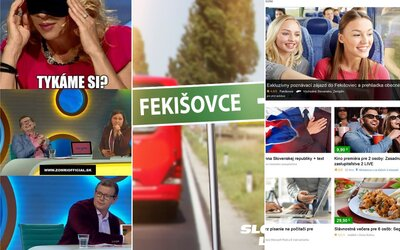 Fekišovce sa stali novým marketingovým nástrojom. Slovak Lines, Waze aj Zľavomat sa kreatívne zapojili do ošiaľu