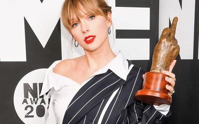 Feministická hymna v podání Taylor Swift kritizuje diskriminaci žen. Zpěvačka si v klipu zahrála vulgárního muže