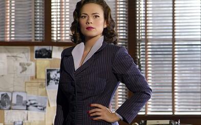 Femme fatale, agentka Carterová, sa vráti na televízne obrazovky už v januári