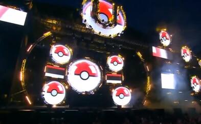 Fenomén Pokémon ovládol aj festival Ultra Europe 2016, kde Hardwellov set zakončila legendárna pieseň