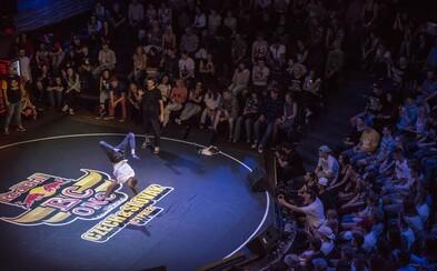 Fenomén Red Bull BC ONE po prvýkrát v histórii na Slovensku!