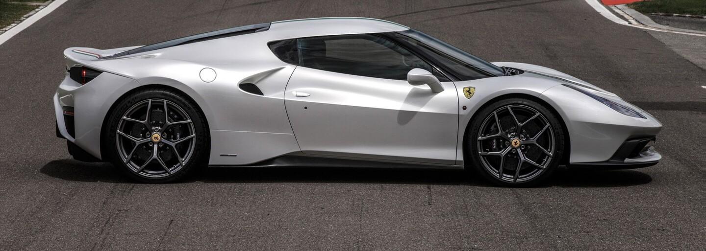 Ferrari 458 MM Speciale jako exkluzivní 605koňová jednokusovka postavená na přání