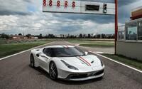 Ferrari 458 MM Speciale ako exkluzívna 605-koňová jednokusovka postavená na želanie