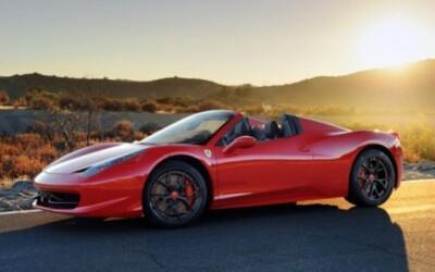 Ferrari 458 Spider Hennessey: 738 koní, stovka za 2,8 sekundy