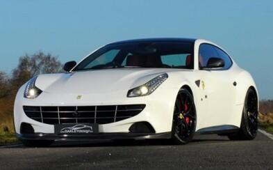 Ferrari FF od Oakley Design: Karbón a až 690 koní