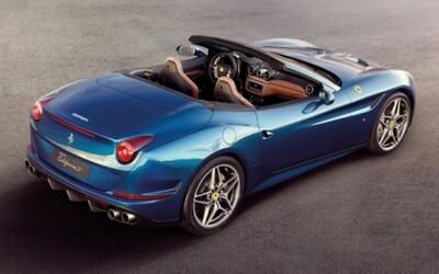 Ferrari predstavuje model California T s úplne novým motorom!